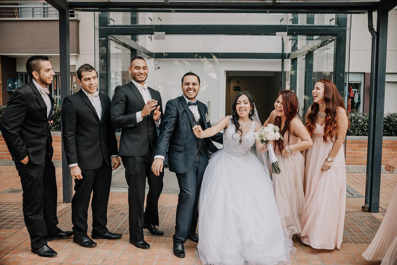 Consejos para organizar la fotografía de grupos en tu boda